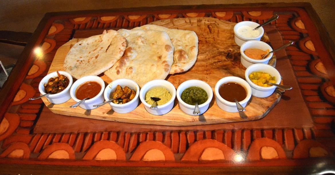 Disney Dining Review: Sanaa at Animal Kingdom Lodge