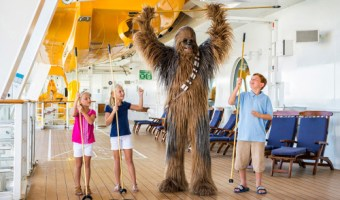 Disney Cruise Line Star Wars Day at Sea: Sails into 2017