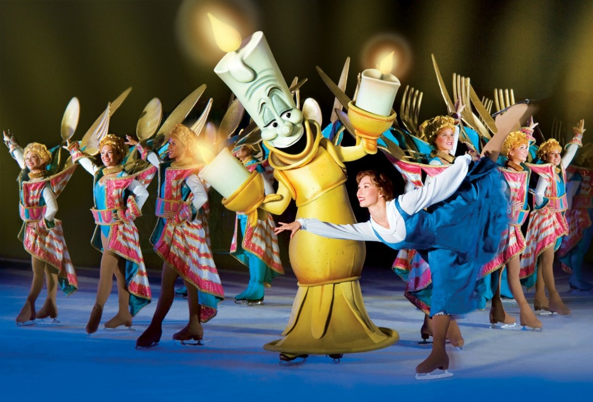 Disney on Ice Dream Big comes to Baltimore February 8-12, 2017