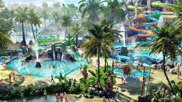 Volcano Bay Water Theme Park opens May 25 at Universal Orlando Resort