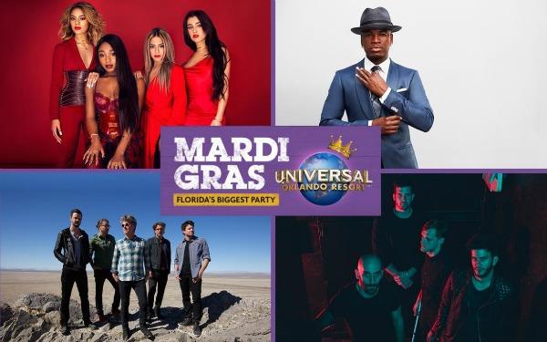 Celebrate Mardi Gras at Universal Studios Orlando