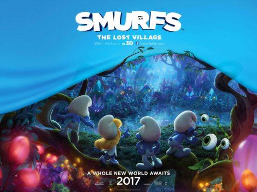 Smurfs: The Lost Village in theaters April 7 #SmurfsMovieL3