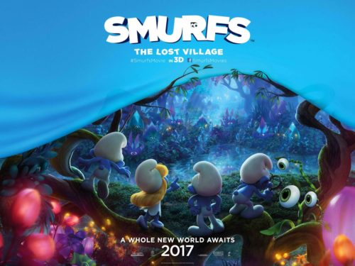 Smurfs: The Lost Village in theaters April 7 #SmurfsMovieL3