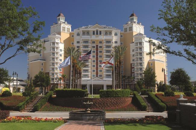 reunion resort review