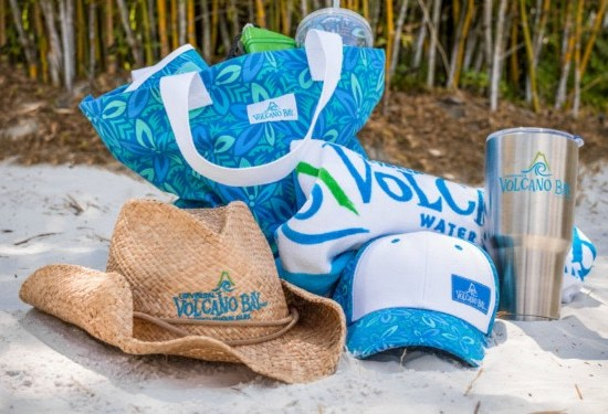 First Look: Universal Orlando Volcano Bay Merchandise