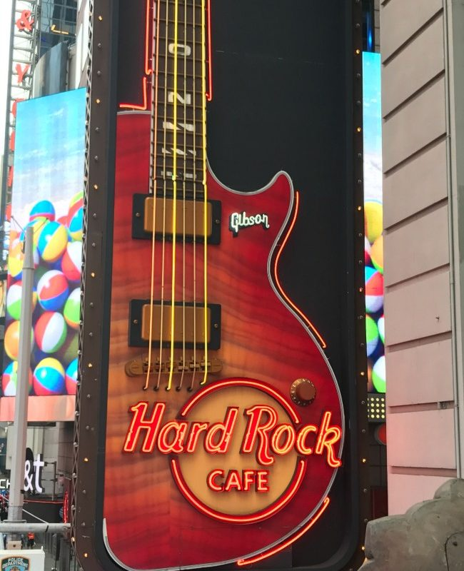 hard rock times square