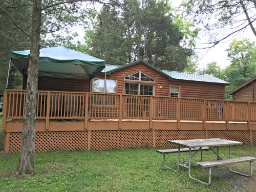 Drummer Boy Camping Resort: Unplug in Gettysburg, Pennsylvania