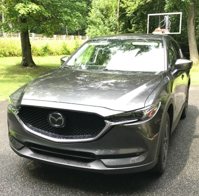 2017 Mazda CX-5 Grand Touring: A CUV For Every Season