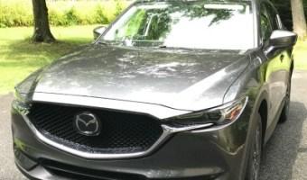 2017 Mazda CX-5 Grand Touring: A CUV For Every Season