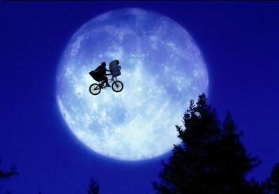 E.T in theaters