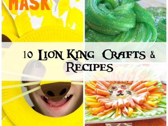 The Lion King: Throw A Roaring Party | 10 Movie Inspired Ideas