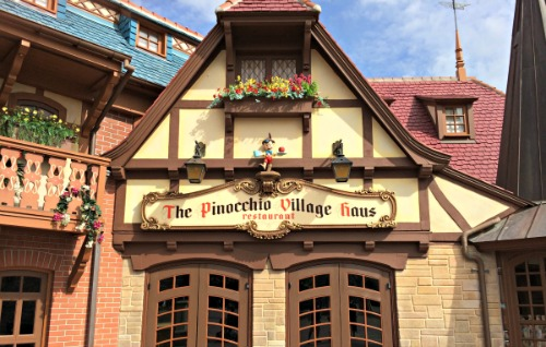 Top 5 Walt Disney World Restaurants: For First Timers