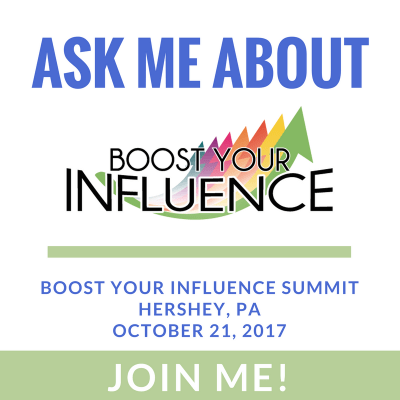 Boost Your Influence Conference Discount Code!