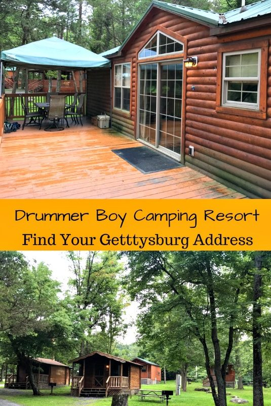 drummer boy camping resort review