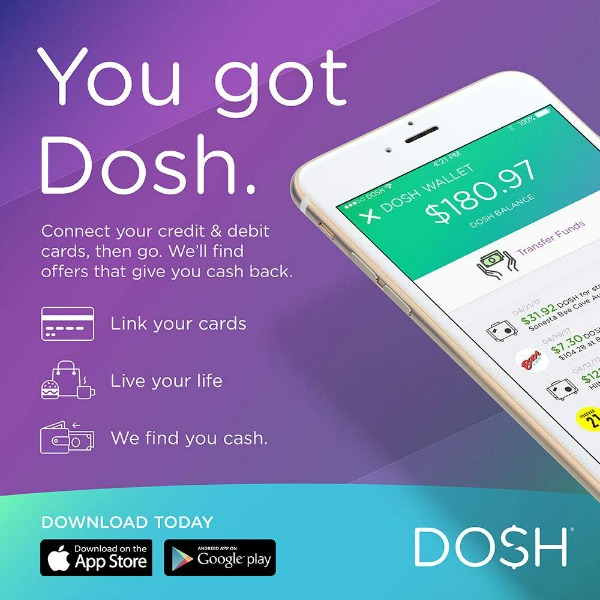 Holiday Shopping with DOSH: Cashback In An Instant