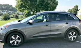2017 Kia Niro Ex Hybrid Review
