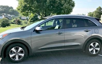 2017 Kia Niro Ex Hybrid Review