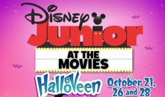 """Disney Junior At The Movies – HalloVeen Party"" Is Coming To Theaters"