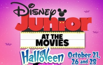 """""""Disney Junior At The Movies – HalloVeen Party"""" Is Coming To Theaters"""