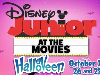 disney junior at the movies