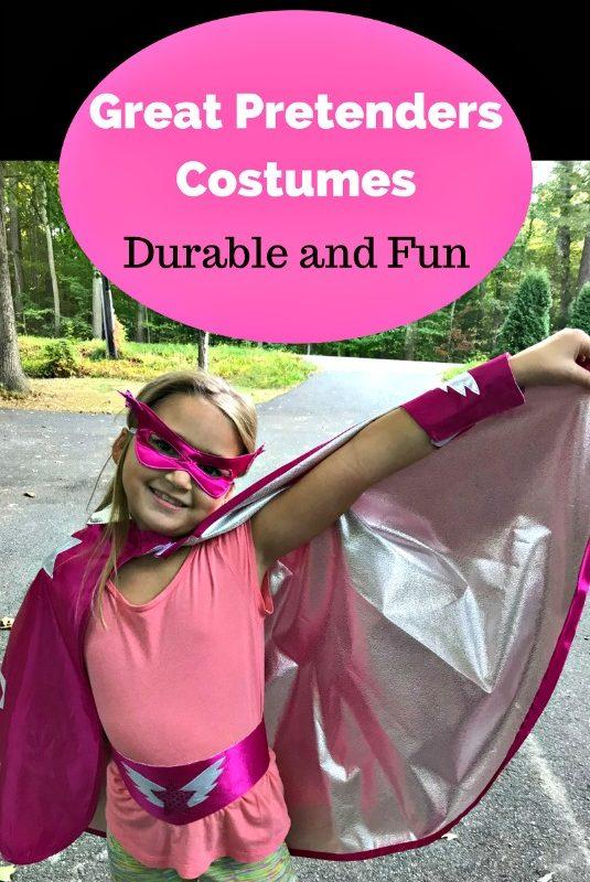 great pretenders costumes