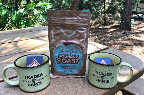 Traders Sam's Coffee Company Review and Giveaway