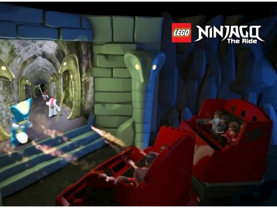 LEGOLAND Florida Resort: LEGO NINJAGO Days