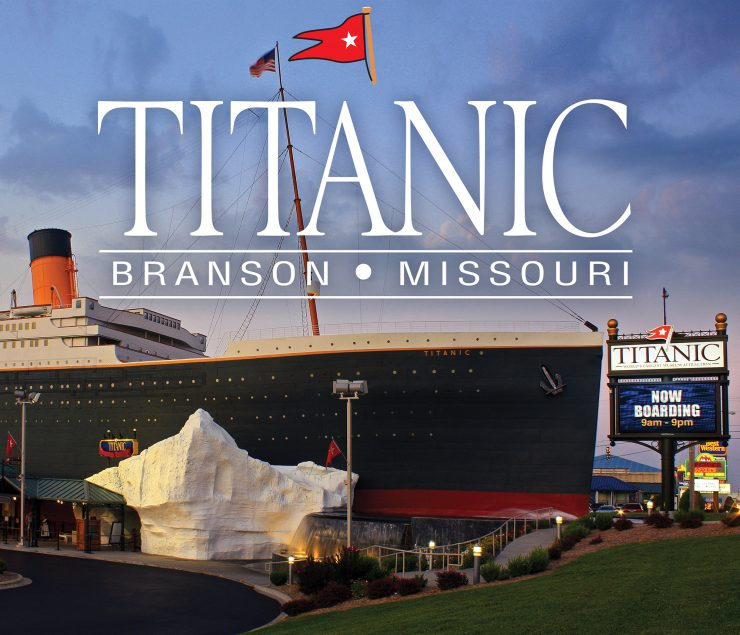 Titanic Museum Attraction: A Family Friendly History Lesson
