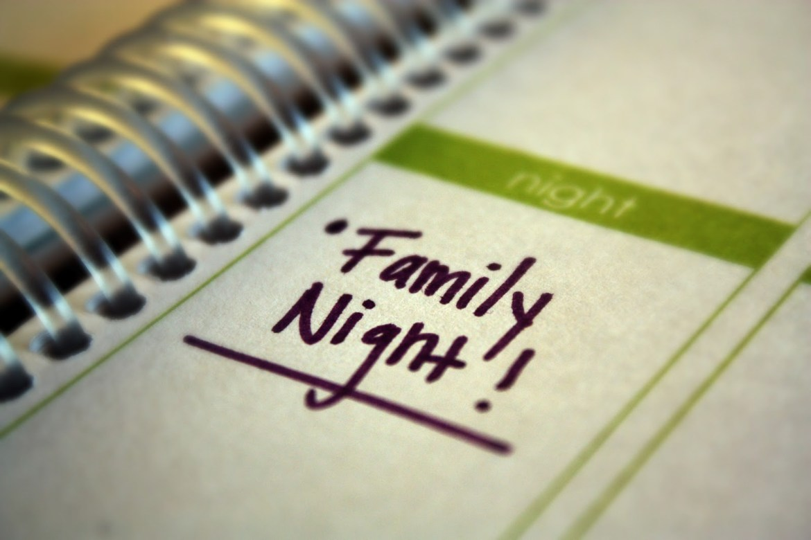 Family Night: Why It Should Be A Priority