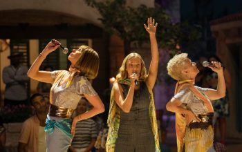 MAMMA MIA! Here We Go Again In Theaters July 20