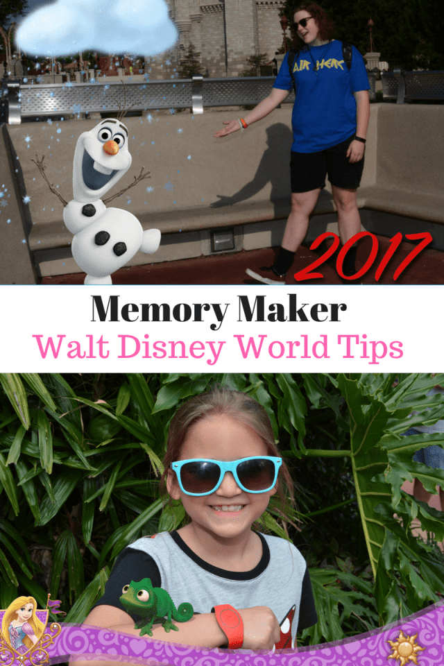 memory maker walt disney world