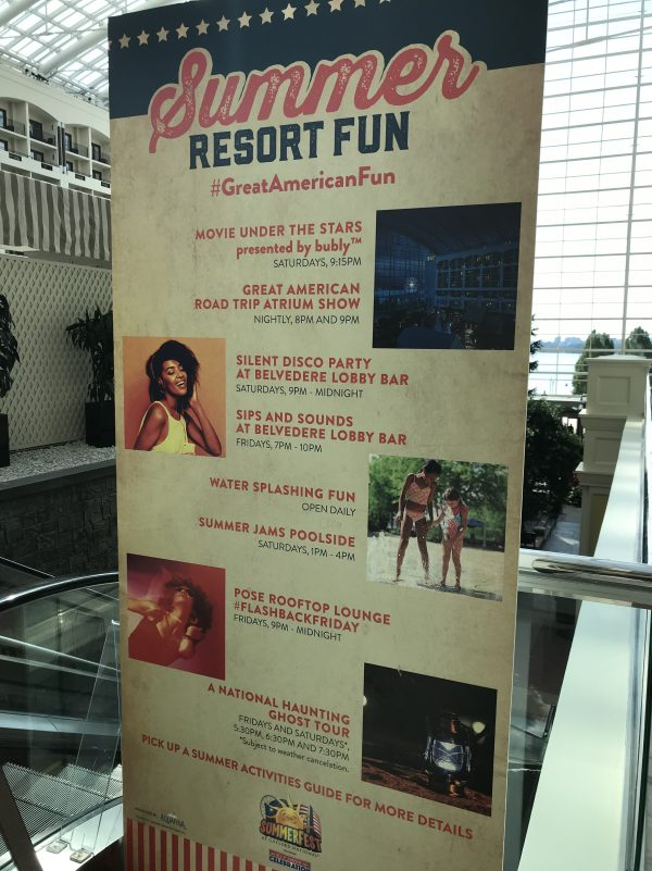 gaylord national resort