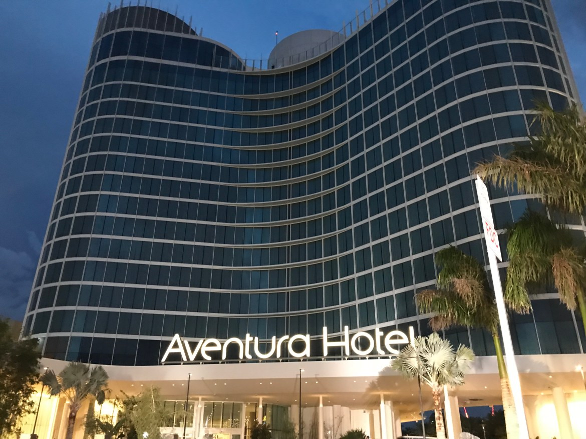 Aventura Hotel Now Open at Universal Orlando Resort