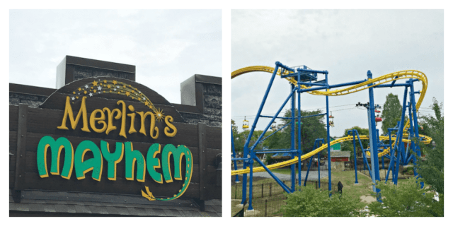 dutch wonderland amusement park