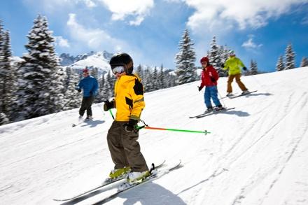 Kids Ski Free: Hit The Slopes This Winter