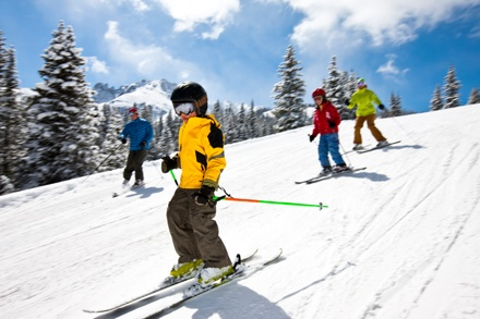 Kids Ski Free: Hit The Slopes This Winter