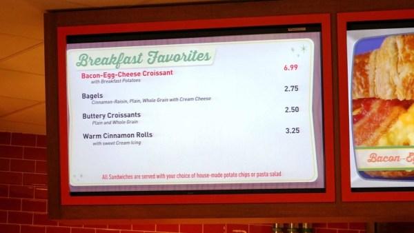 best breakfast at universal orlando