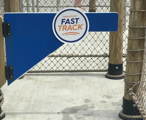 hersheypark fast track