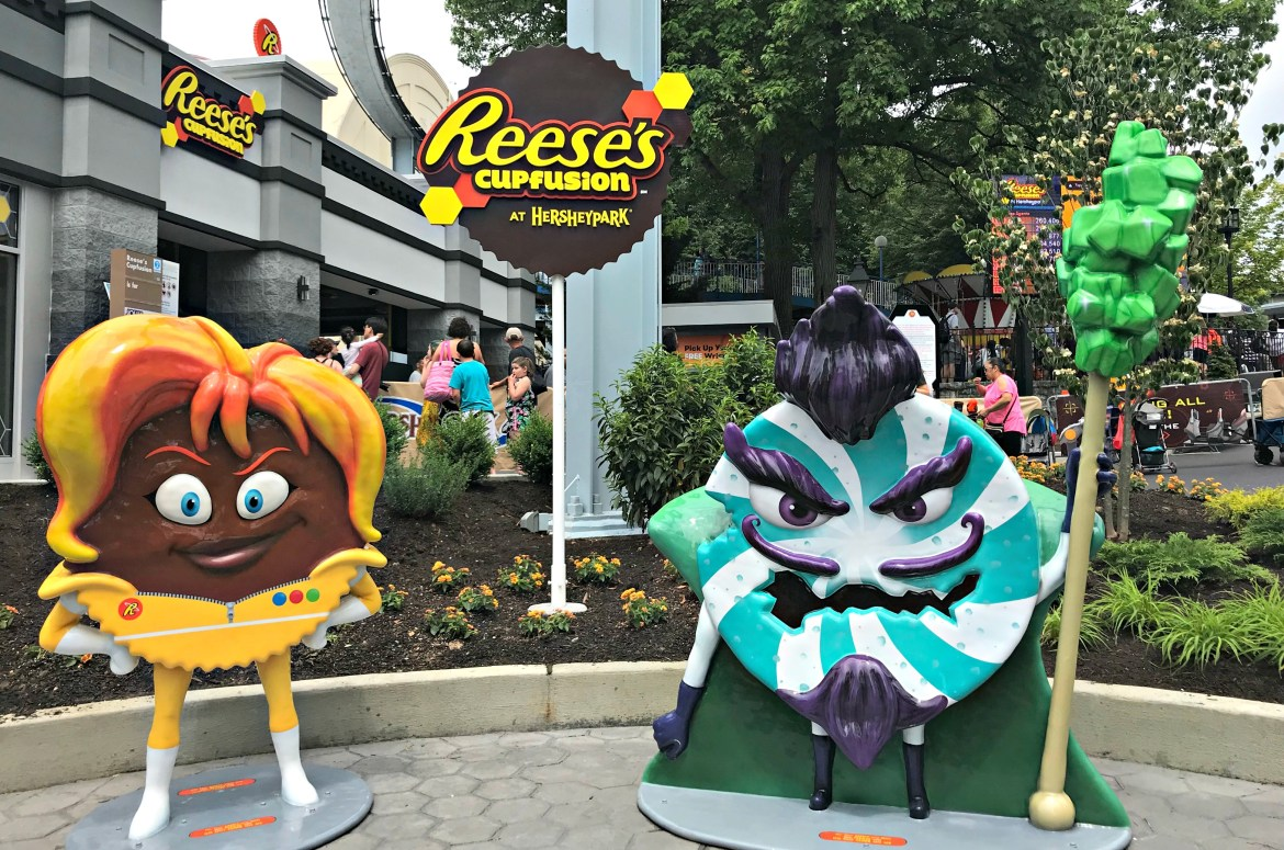 Hersheypark: What's New For 2019