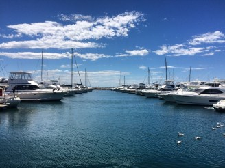 Nelson Bay Marina, Port Stephens