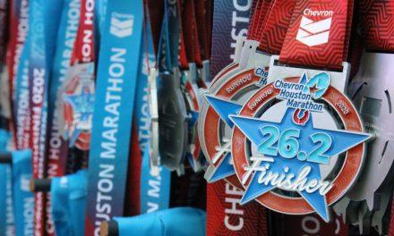 Houston Marathon Race Report (Part 3 of 3)