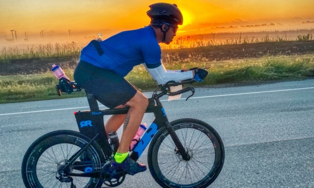 Successful race simulation – 112 miles 🚴🏽‍♂️