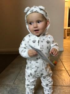 Cutest little onesie.