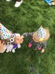 Birthday hats.