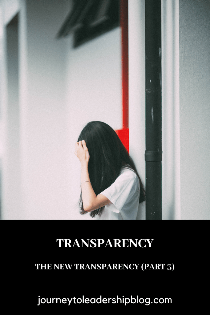 Transparency: How Leaders Create a Culture of Candor byBennis, Goleman, O'Toole and Biederman (Part 3) #book #books #bookreviews #transparency #candor #companyculture https://journeytoleadershipblog.com