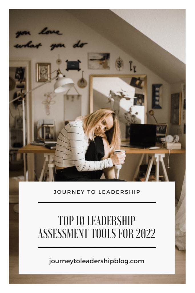Top 10 Leadership Assessment Tools for 2022 : Which One Is Right For You?