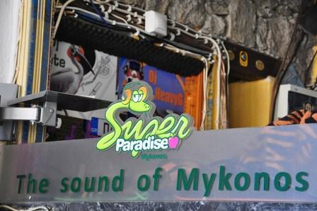 Super Paradise - The sound of Mykonos