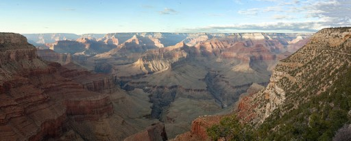 Grand Canyon From Hermits Rest