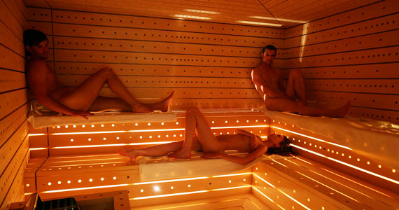 naked sauna in croatia