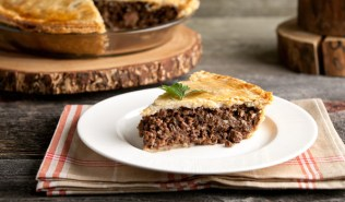 Tourtière (not my image)